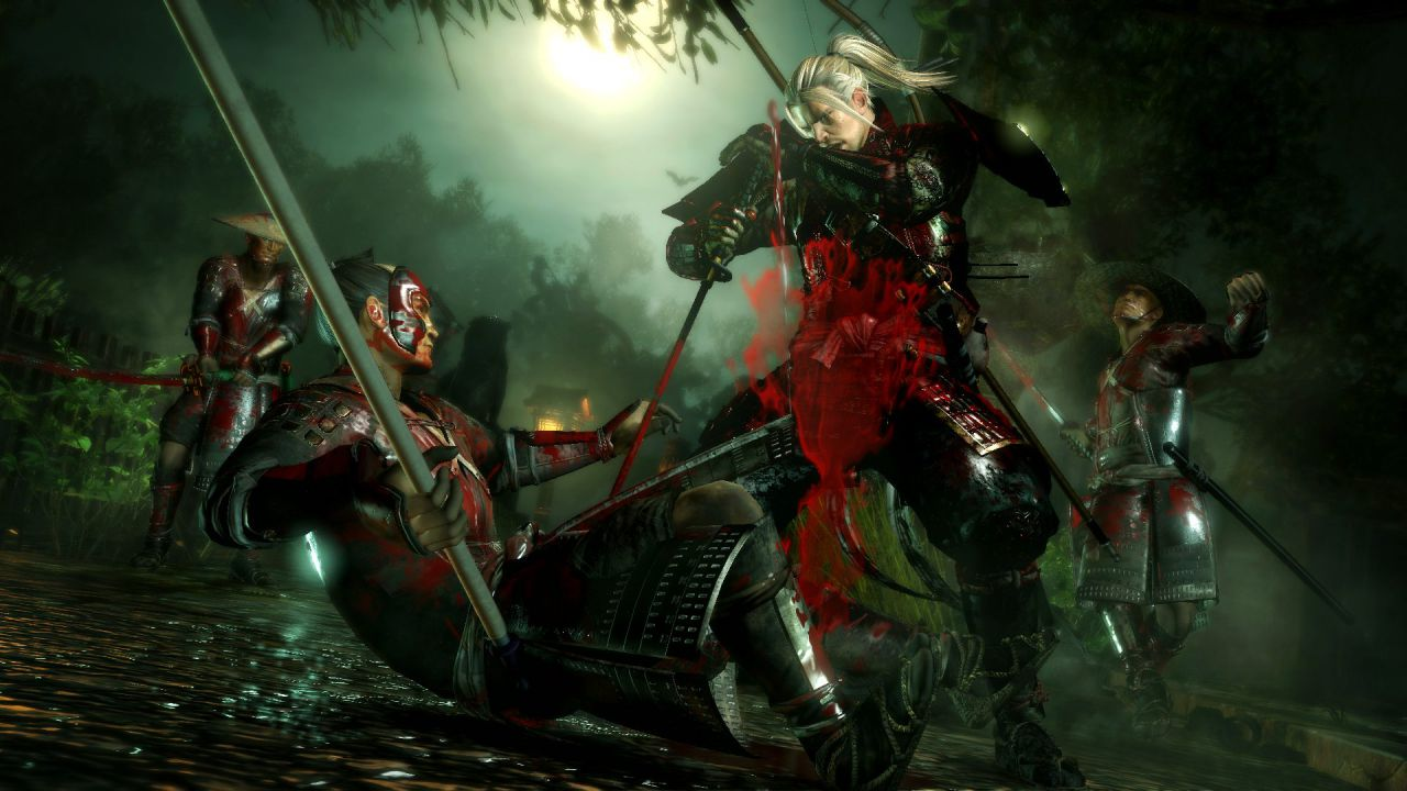 Tante immagini per Ni-Oh dalla PlayStation Experience