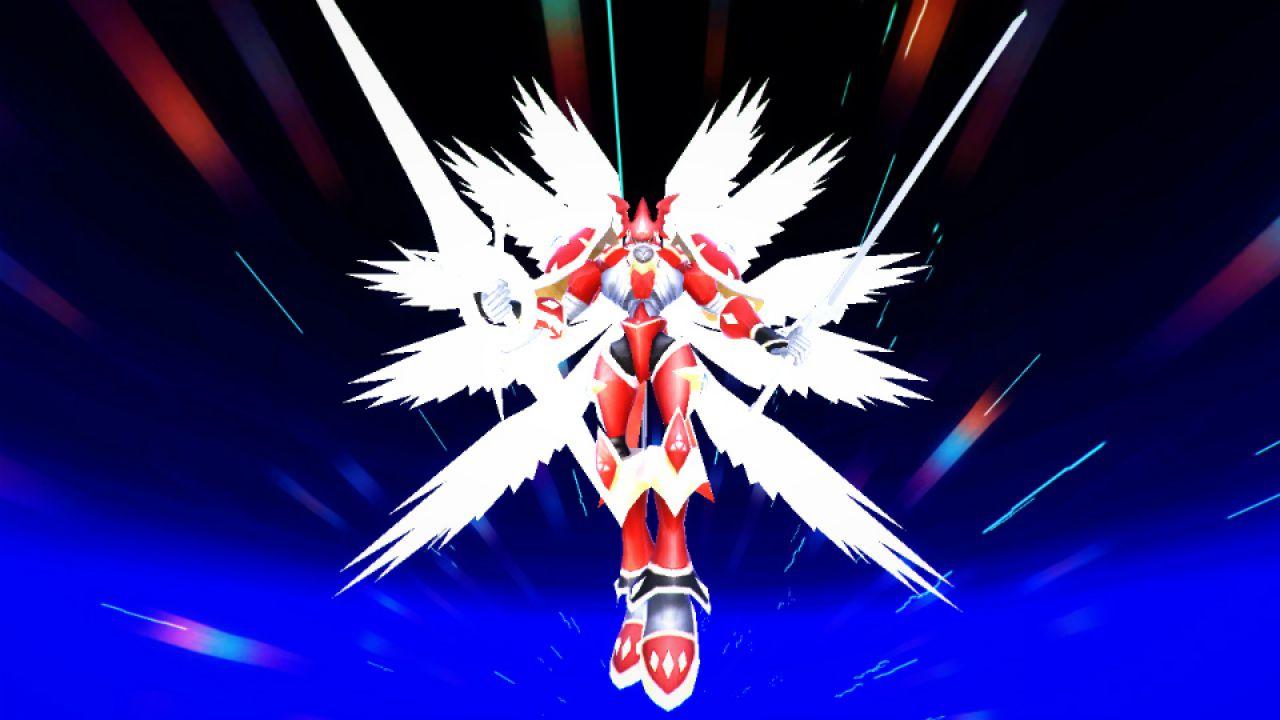 Tante nuove immagini per Digimon World: Next Order