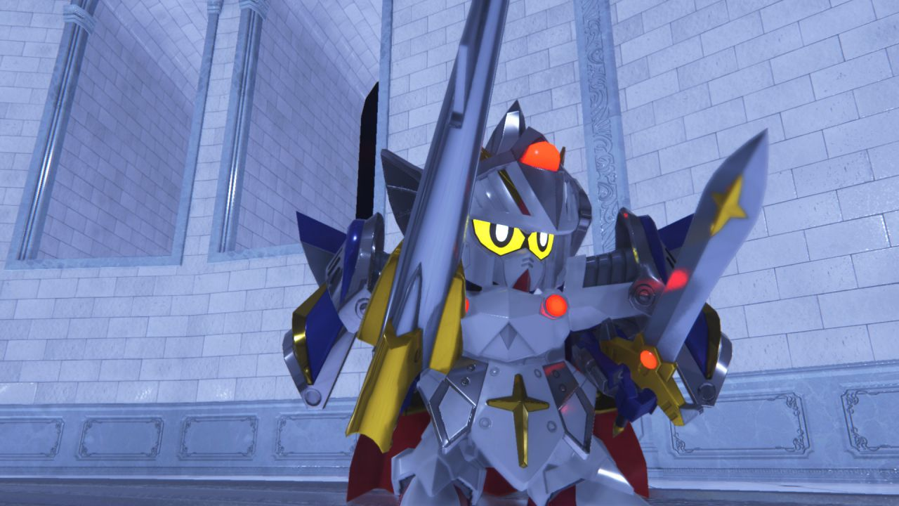 Tante nuove immagini per Gundam Breaker 3