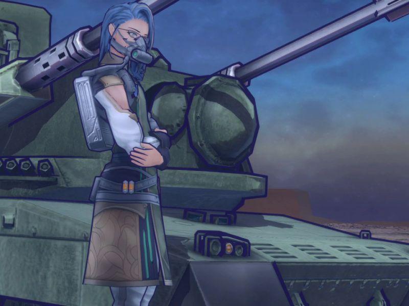 Tante nuove immagini per Metal Max Xeno: ecco le classi disponibili!