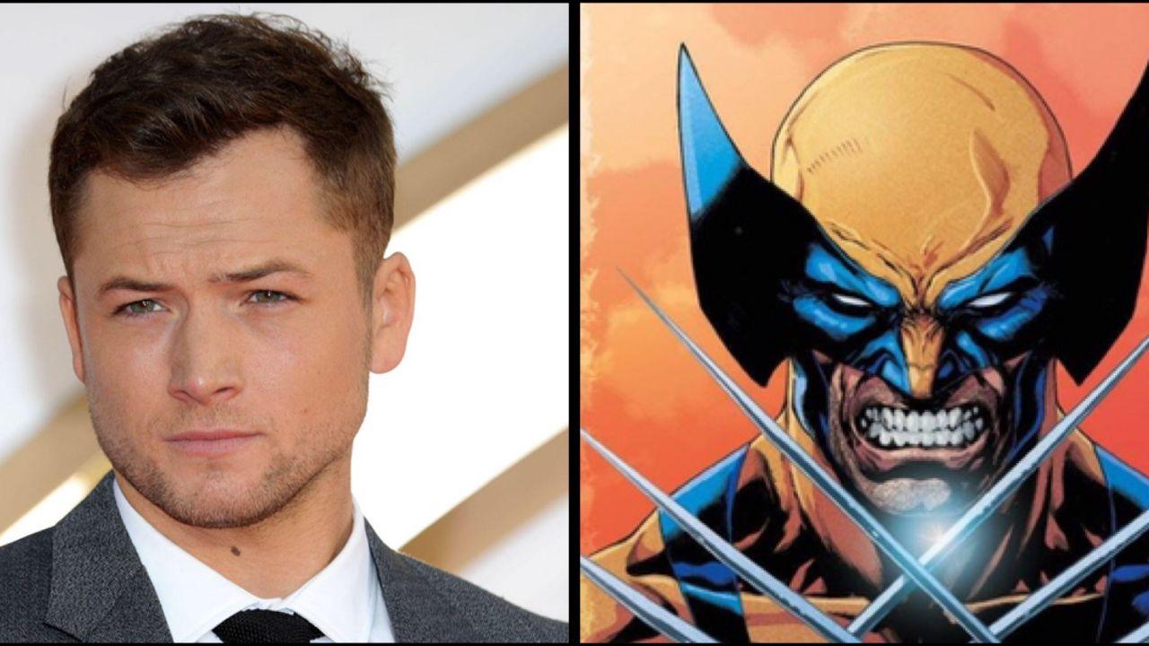 Taron Egerton diventa Wolverine nel MCU in questa nuova fanart