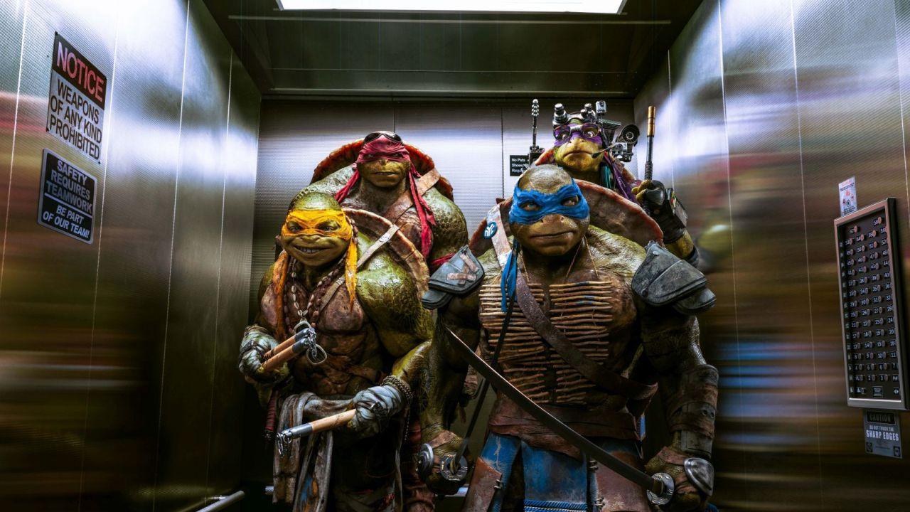 Tartarughe Ninja: Paramount sta sviluppando un nuovo film!