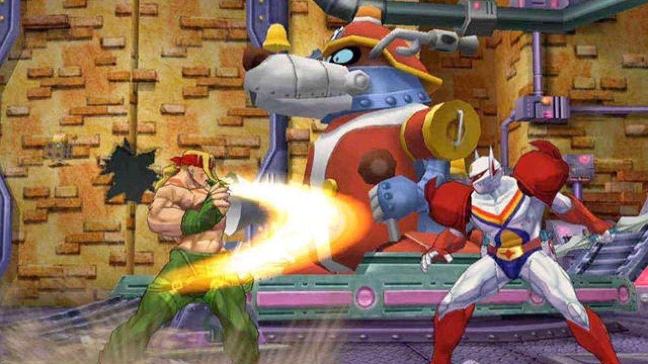 Tatsunoko vs. Capcom arriverà anche in Europa