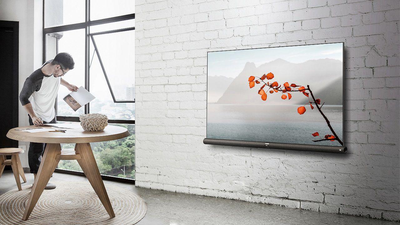 TCL presenta i nuovi TV 4K C76 con IA, Android, HDR PRO e soundbar integrata