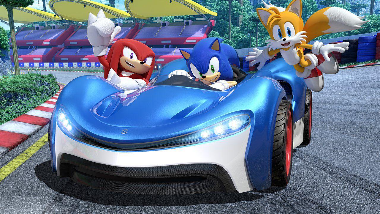 Team Sonic Racing dice no a DLC post-lancio e microtransazioni