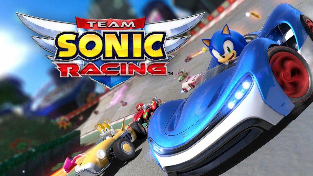 Team Sonic Racing in vetta alla classifica UK, seguono Days Gone e FIFA 19