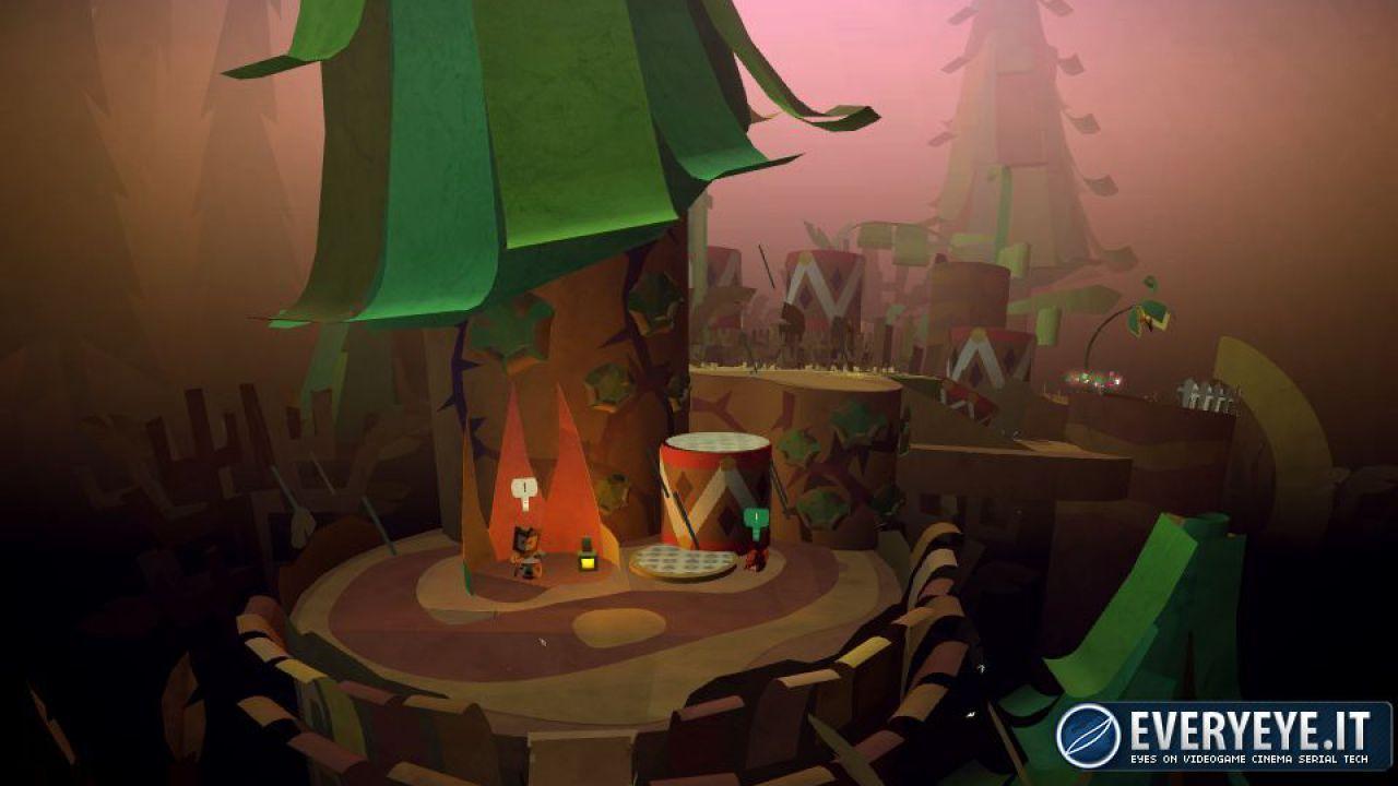 Tearaway 2 per PlayStation Vita non è da escludere, secondo Media Molecule