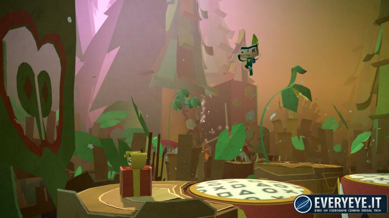 Tearaway: disponibile il Little Big Planet Pack