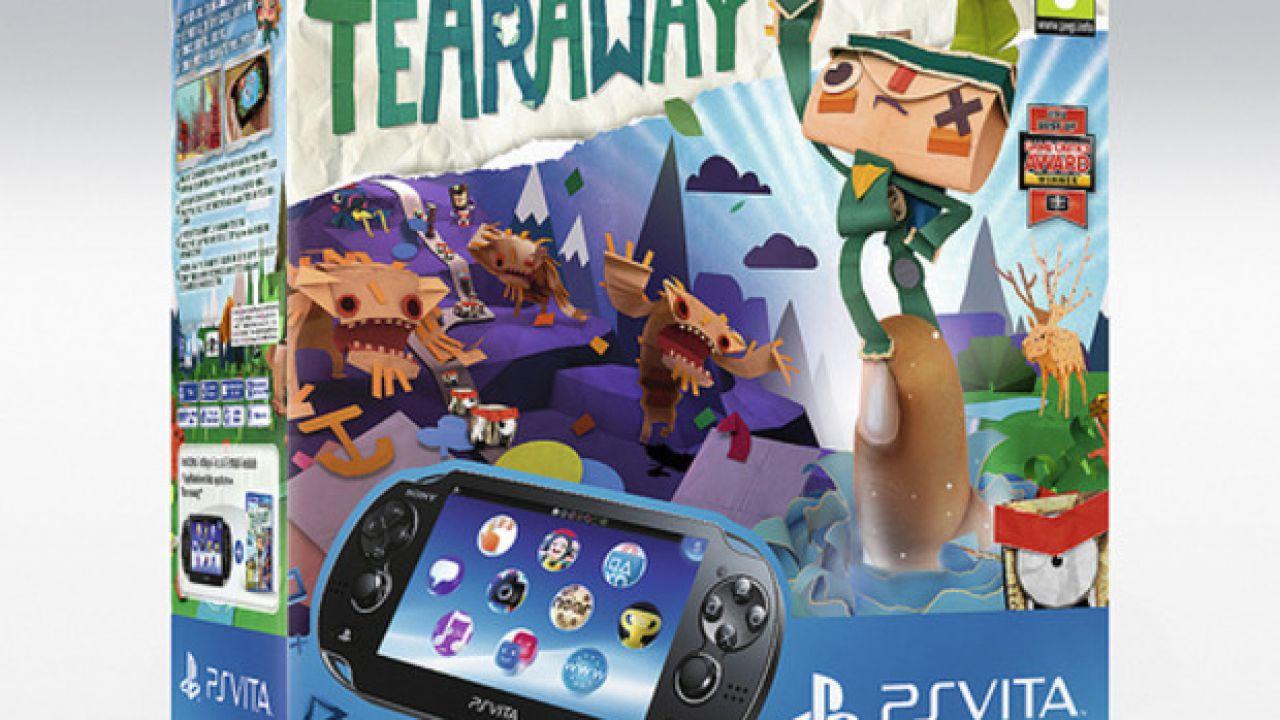 Tearaway: un nuovo video dietro le quinte
