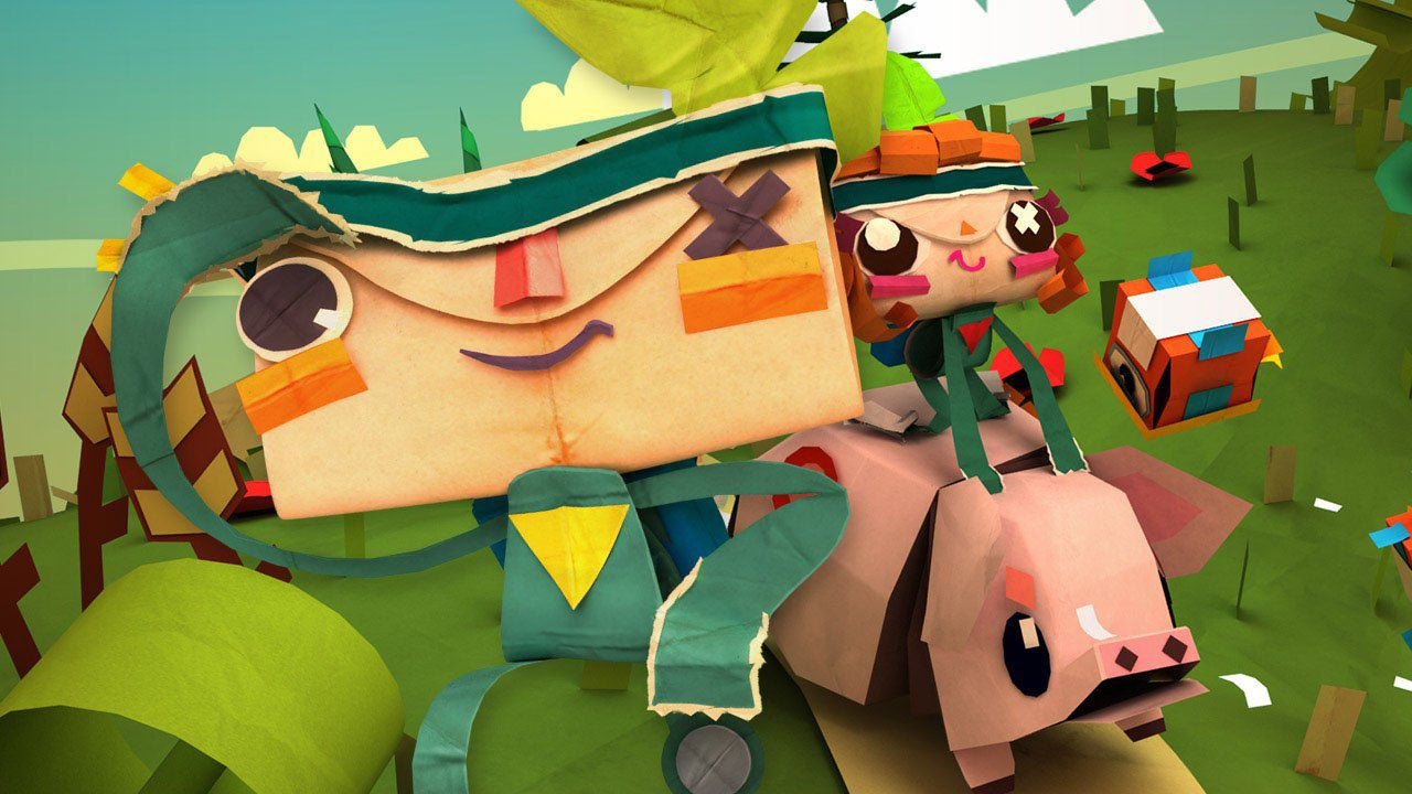 Tearaway Unfolded annunciato per PlayStation 4