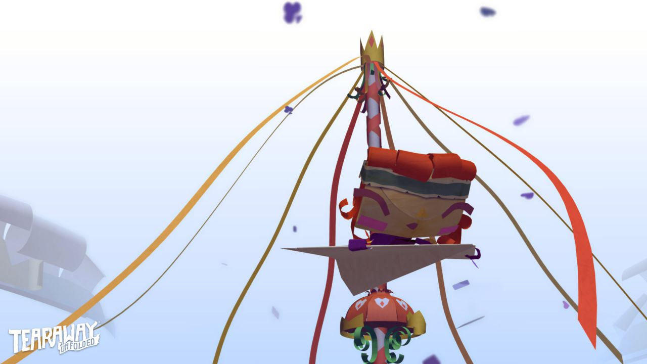 Tearaway Unfolded, video gameplay del PlayStation Experience e diario di sviluppo