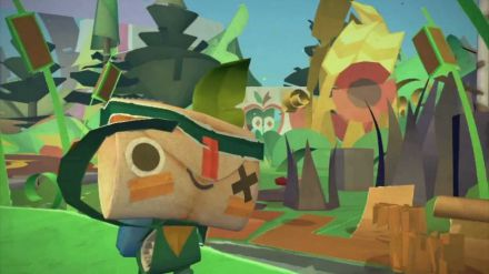 Tearaway Unfolded: video recensione