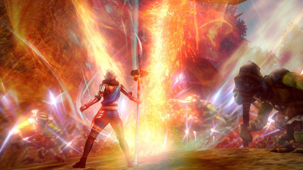 Tecmo Koei annuncia Hyrule Warriors per Wii U