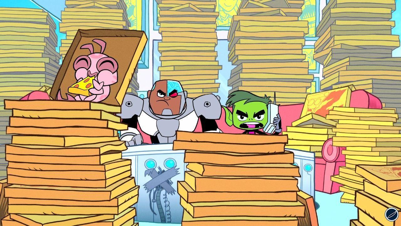 Teen Titans Go!, nuova serie animata superdeformed su Cartoon Network USA