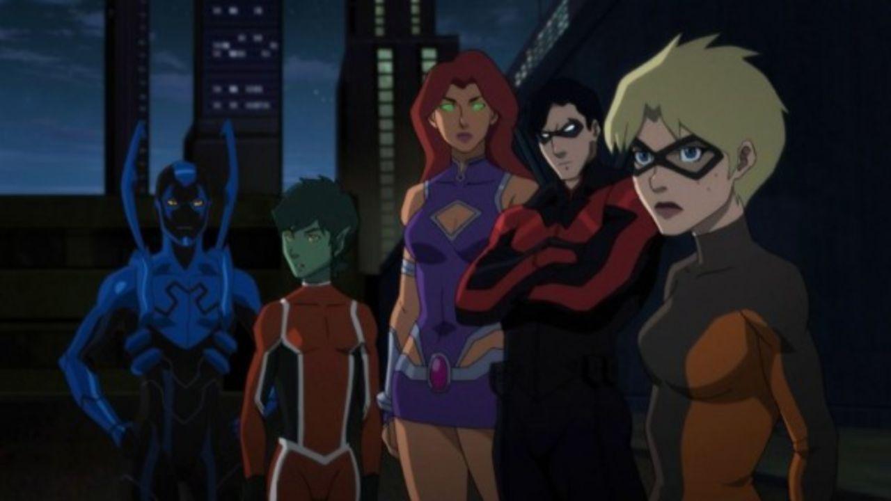 Teen Titans: The Judas Contract, arriva in edizione home video in USA