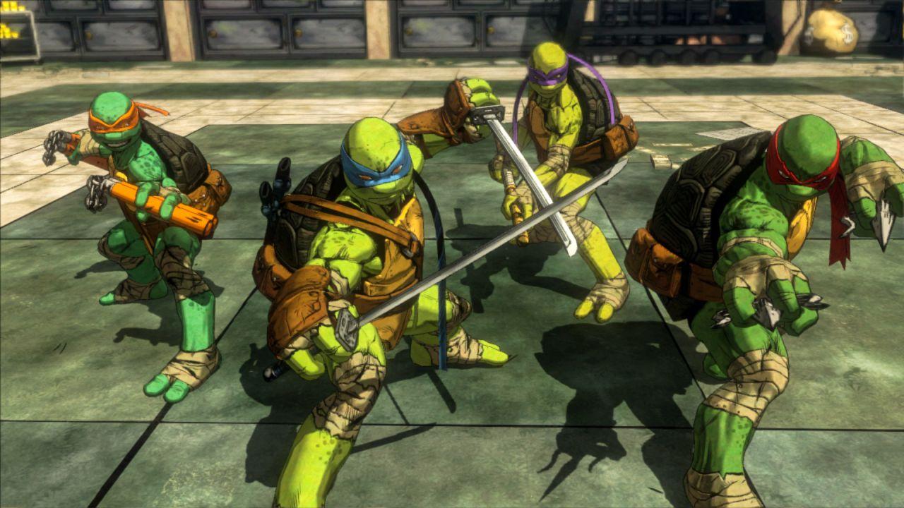 Teenage Mutant Ninja Turtles Mutanti a Manhattan: dodici minuti di gameplay