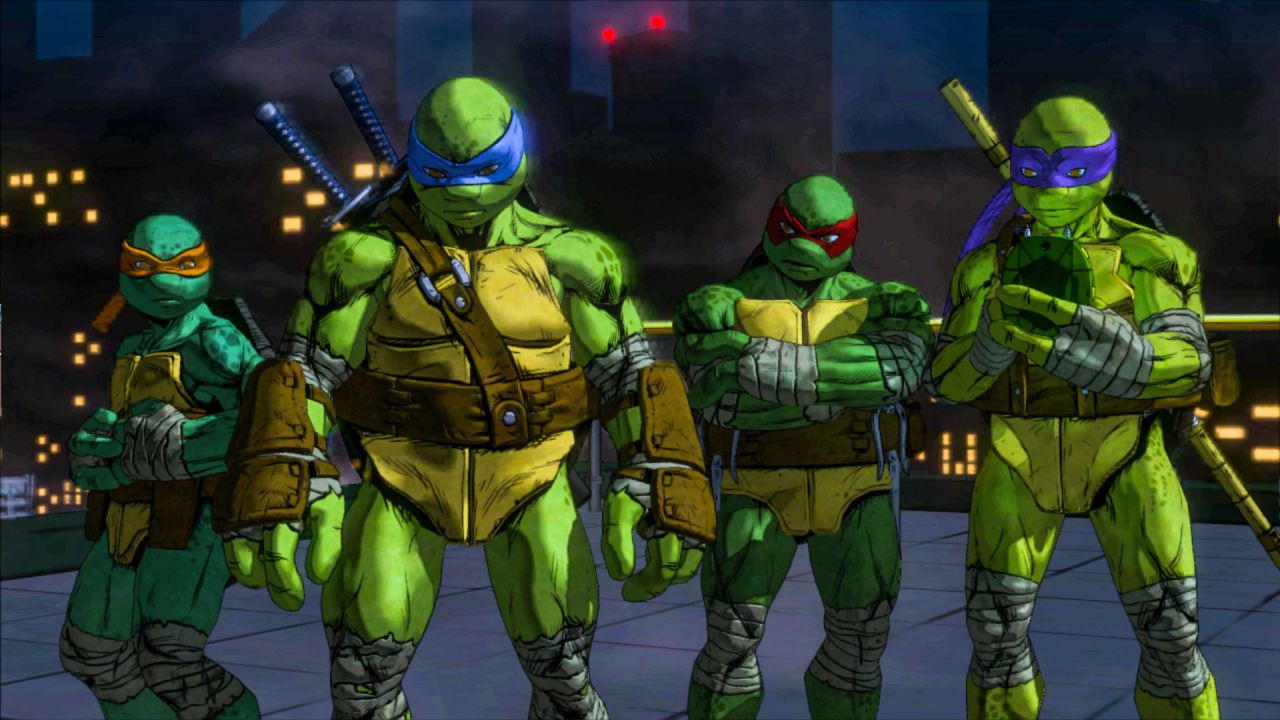 Teenage Mutant Ninja Turtles Mutanti a Manhattan: l'analisi di Digital Foundry