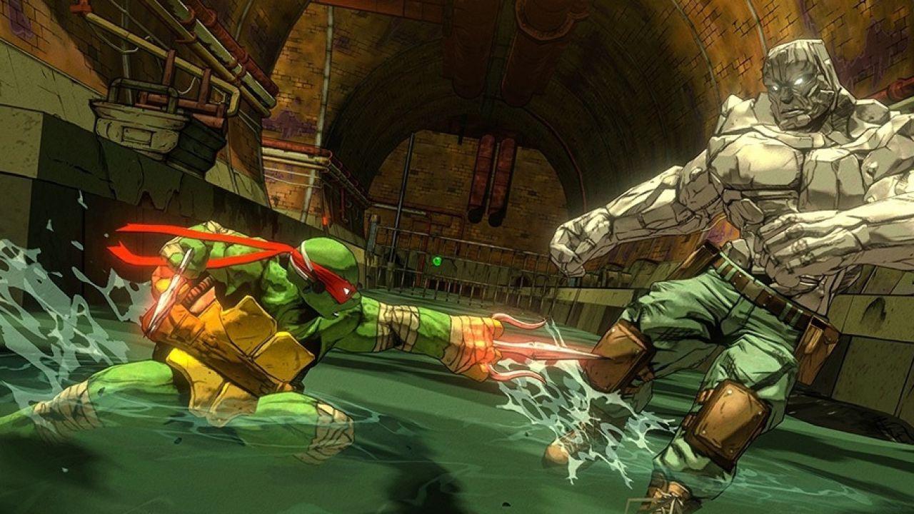 Teenage Mutant Ninja Turtles Mutants in Manhattan: trapelano le prime immagini del gioco