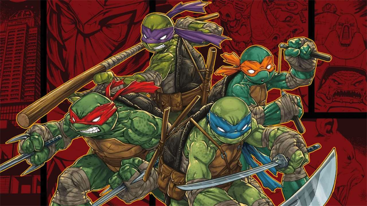 Teenage Mutant Ninja Turtles Mutants in Manhattan verrà annunciato domani