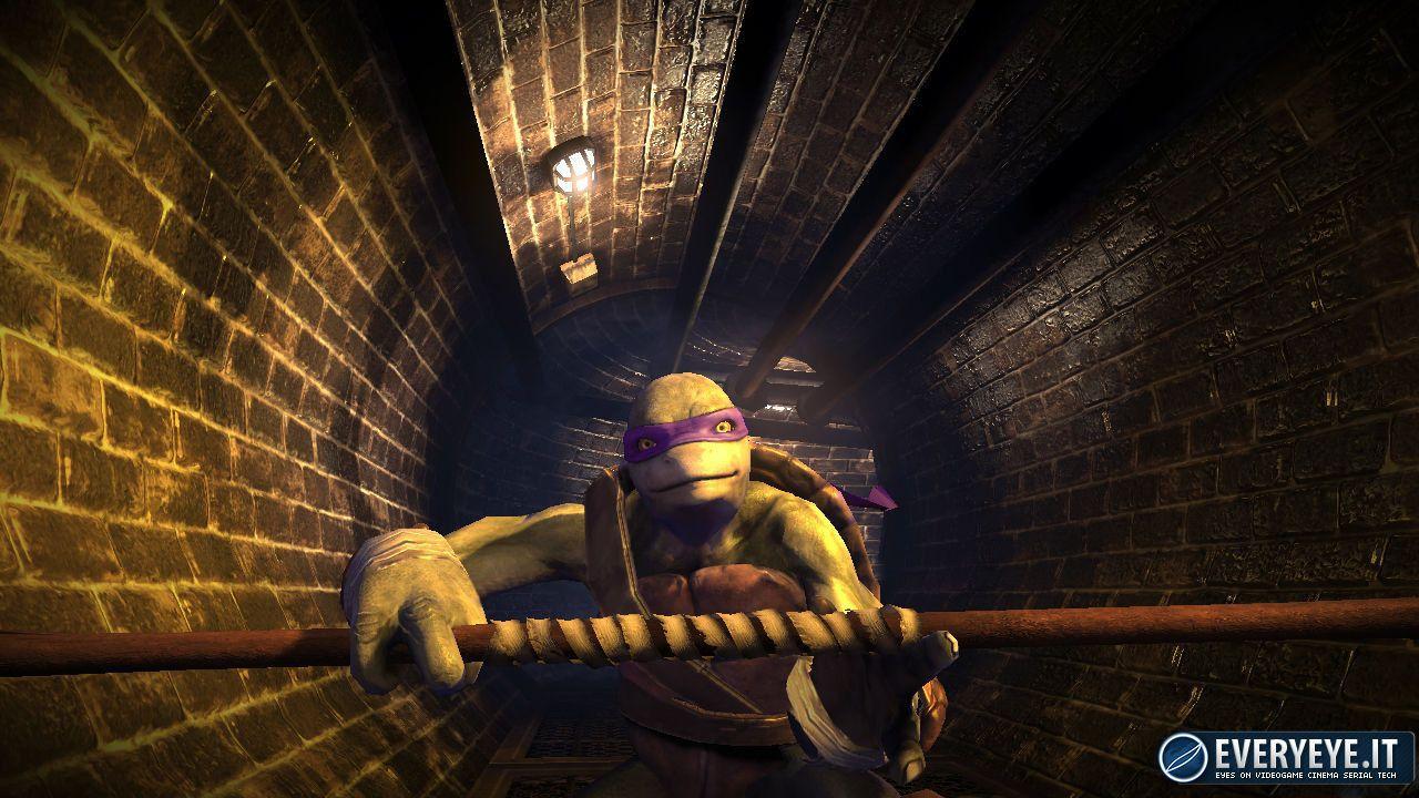 Teenage Mutant Ninja Turtles: Out of the Shadows: è disponibile su Xbox Live
