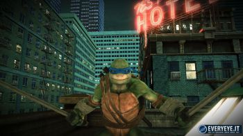 Teenage Mutant Ninja Turtles: Out of the Shadows: trailer per Leonardo
