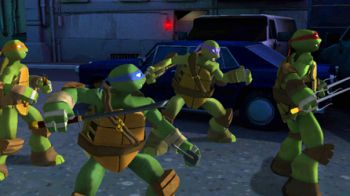 Teenage Mutant Ninja Turtles: screenshots e box art