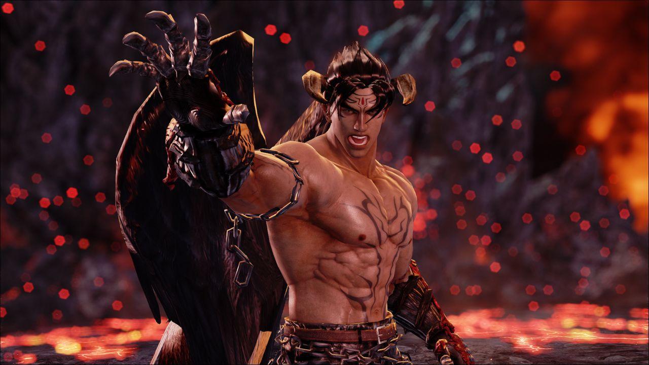 Tekken 7, ecco due brevi clip promozionali