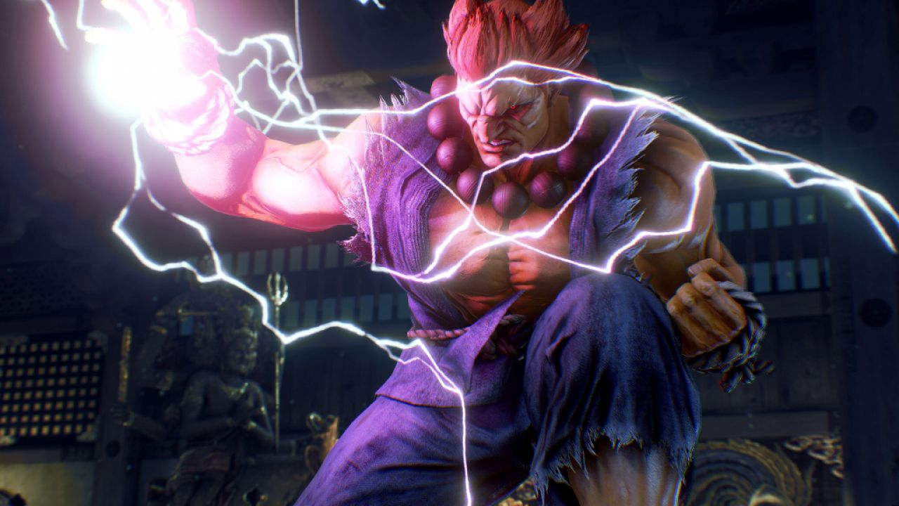 Tekken 7 Fated Retribution: Akuma sarà l'unico personaggio di Street Fighter presente nel roster