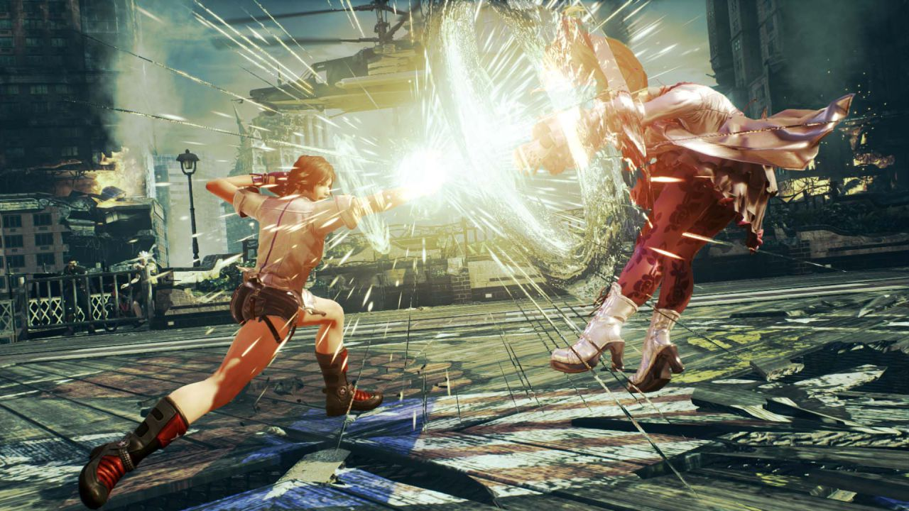 Tekken 7 Fated Retribution sarà un'esclusiva PS4?