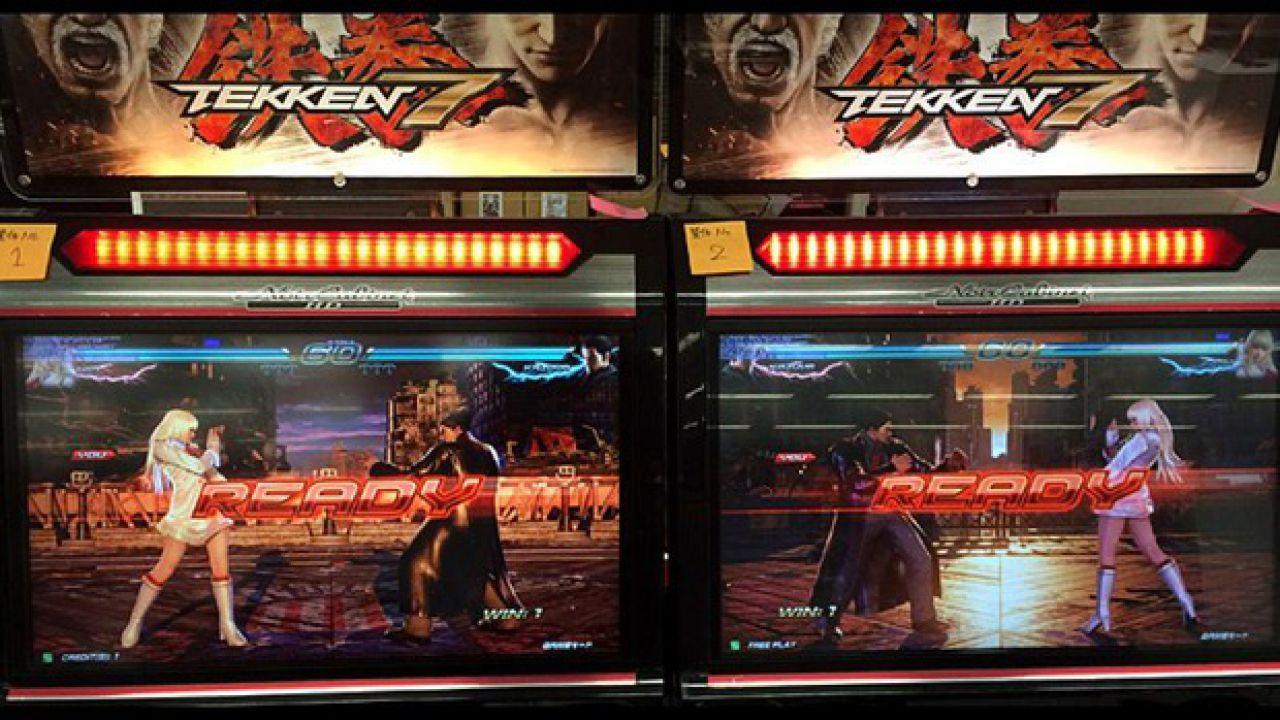 Tekken 7: Harada accenna alla versione PC