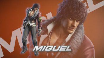 Tekken 7: Miguel Caballero si aggiunge al roster dei combattenti