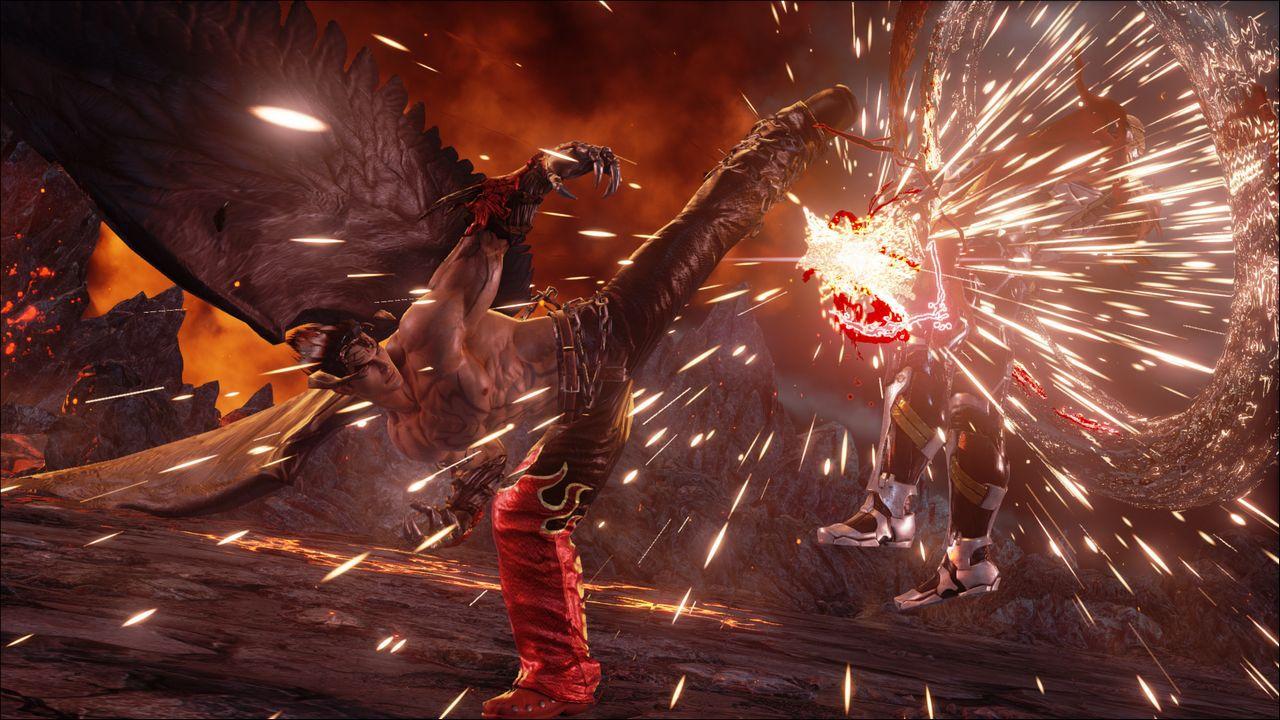 Tekken 7: nuove immagini dei personaggi