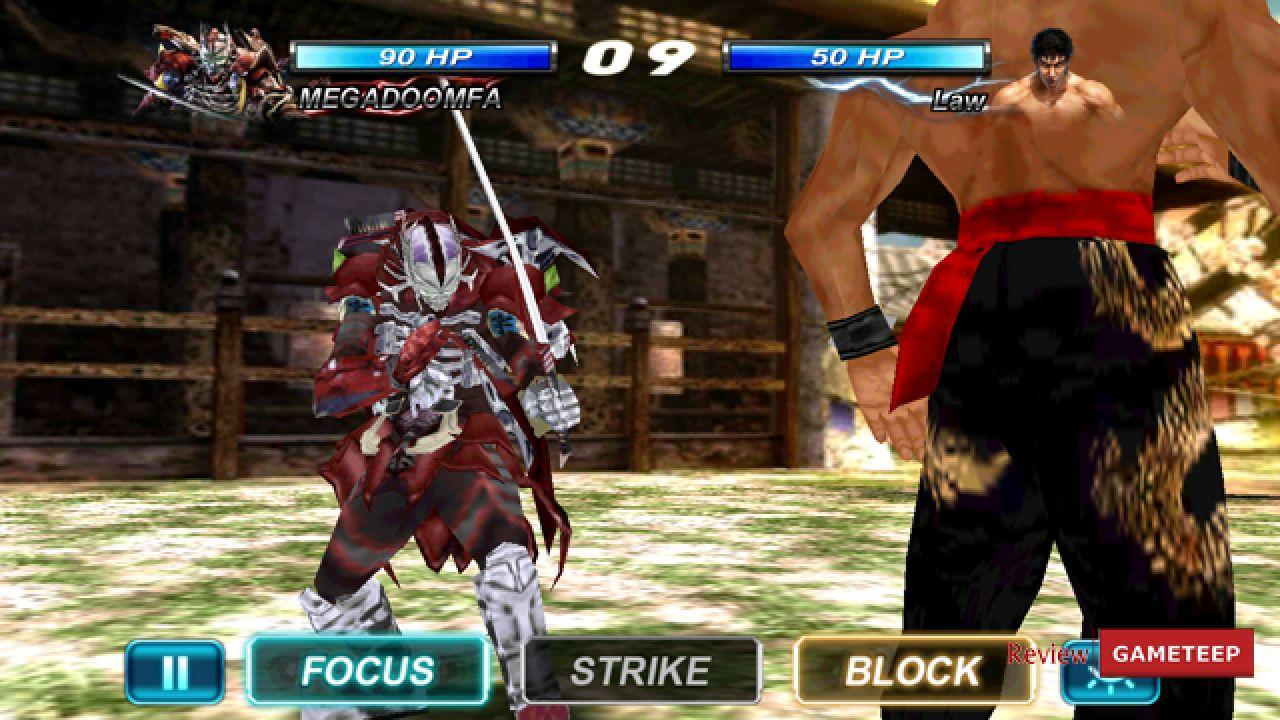 Tekken Card Tournament 2.0: anche i tornei saranno aggiornati