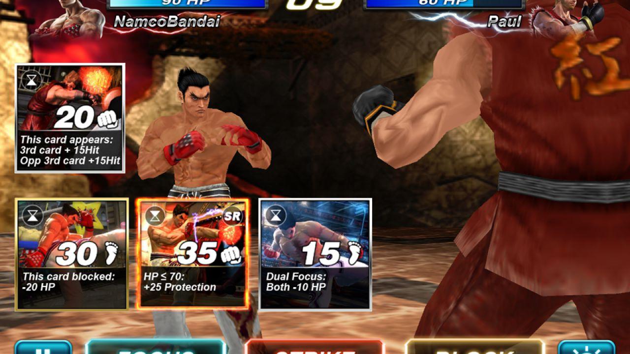 Tekken Card Tournament 2.0: nuove feature in arrivo!