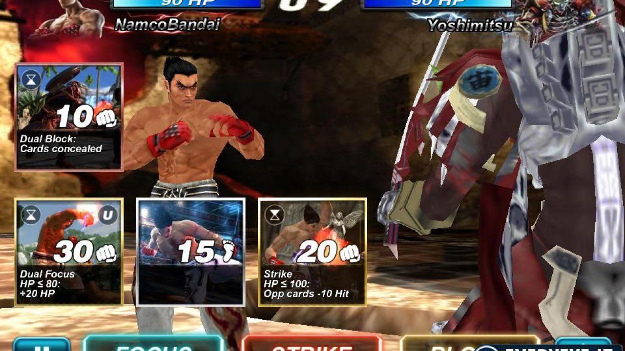 Tekken Card Tournament: arriva la modalità Campagna
