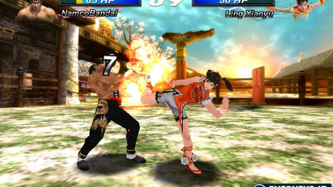 Tekken Card Tournament da oggi porta il combattimento sulle strade