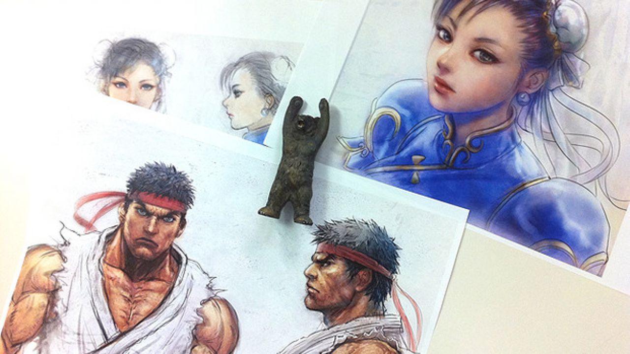 Tekken X Street Fighter non è morto: 40 persone si stanno occupando del progetto