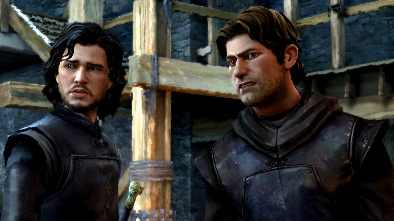 Telltale conferma che il terzo episodio di Game of Thrones uscirà questo mese