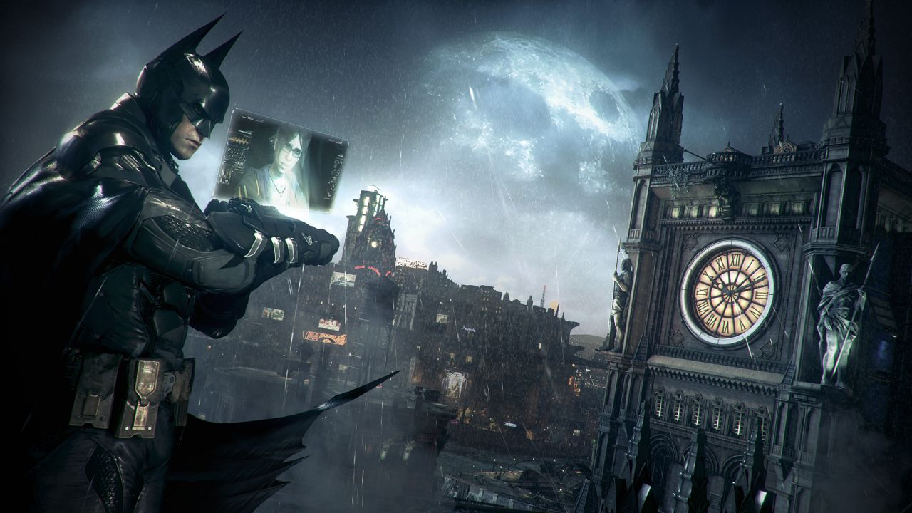 Tema di Batman Arkham Knight gratis per gli abbonati PlayStation Plus