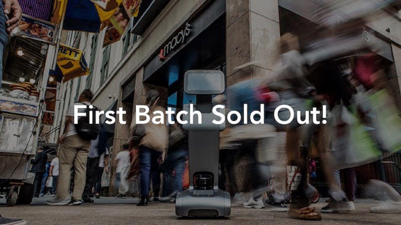 Temi: il primo robot domestico intelligente sta andando a ruba in USA