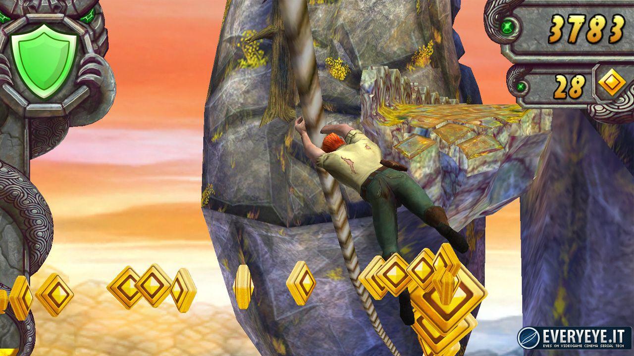 Temple Run: una nuova versione supporta la realtà virtuale