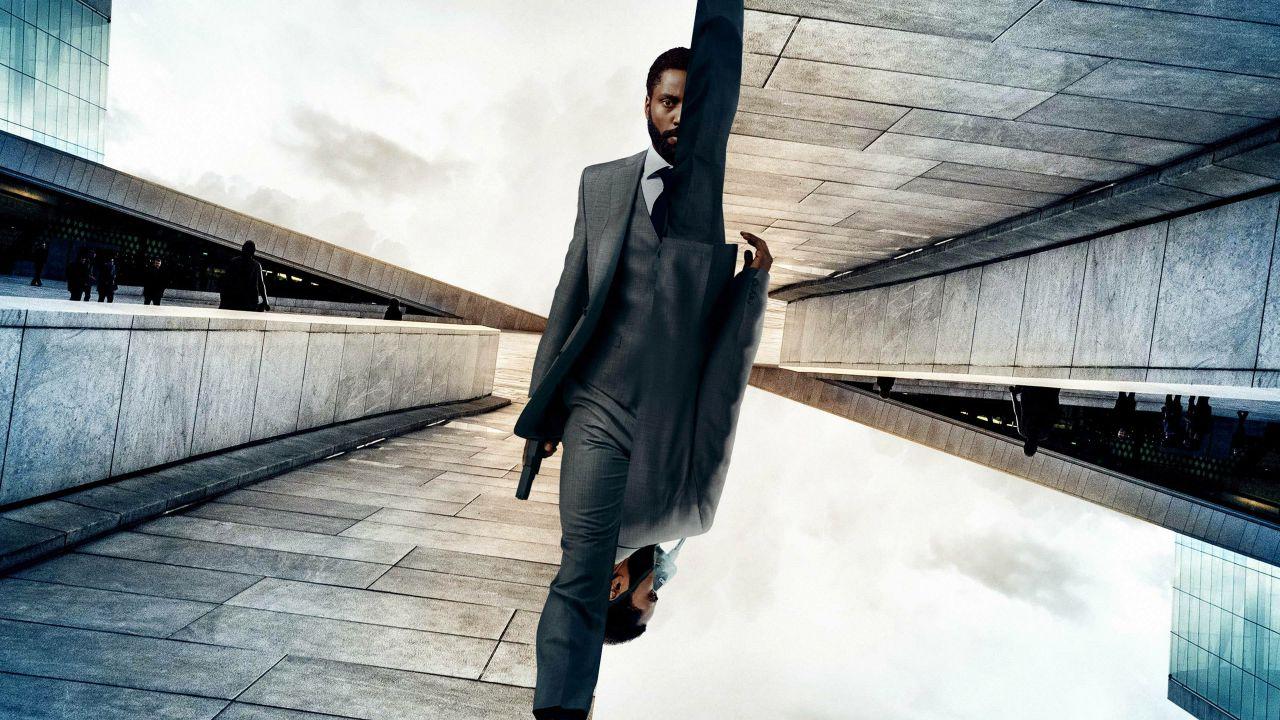 Tenet, due lati del Protagonista nei nuovi e sensazionali poster del film di Nolan