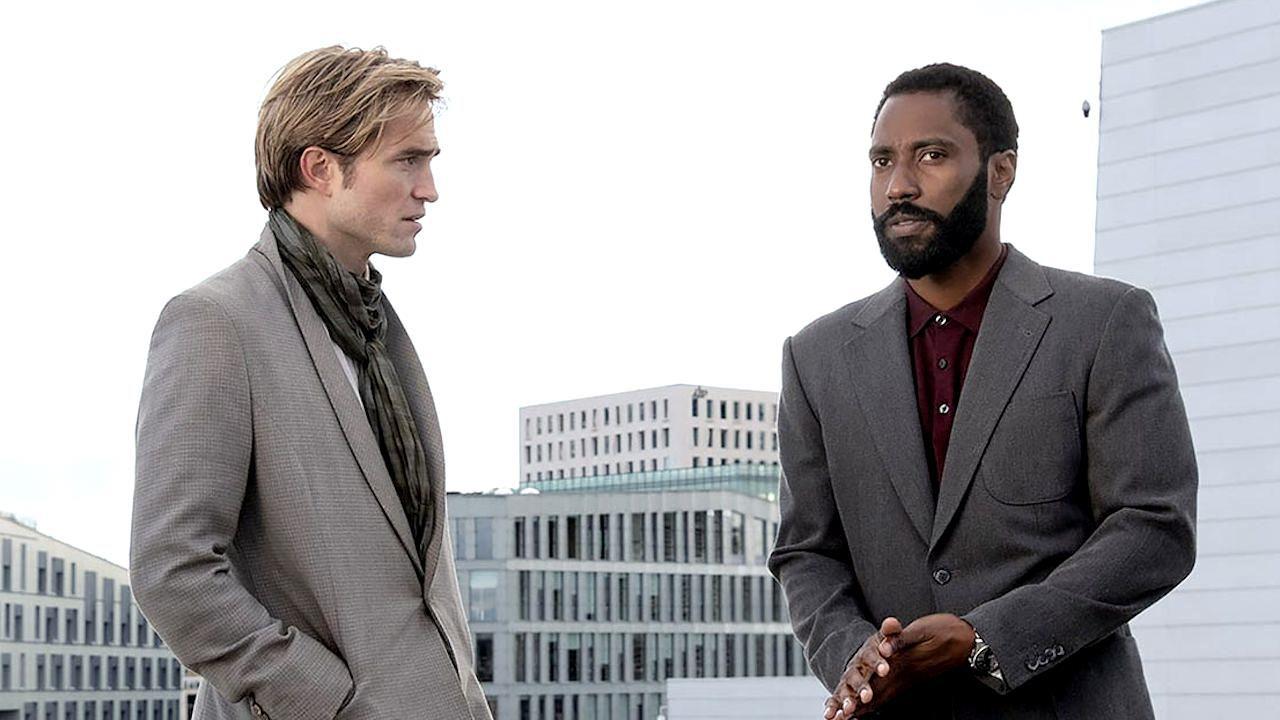Tenet: Robert Pattinson e John David Washington nelle sensazionali immagini in Ultra HD