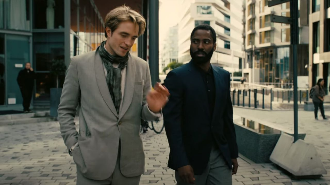 Tenet, Warner Bros. pubblica una nuova foto con Robert Pattinson e John David Washington!