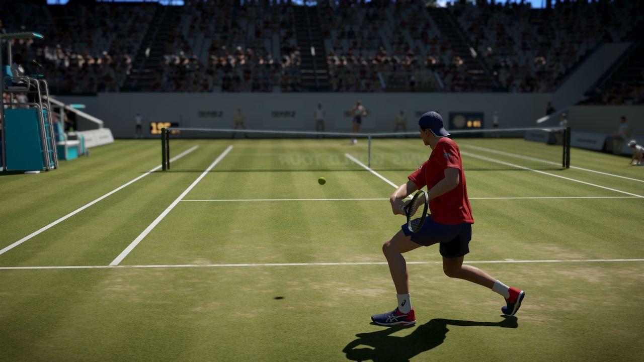 Tennis World Tour 2, svelate le competizioni ufficiali