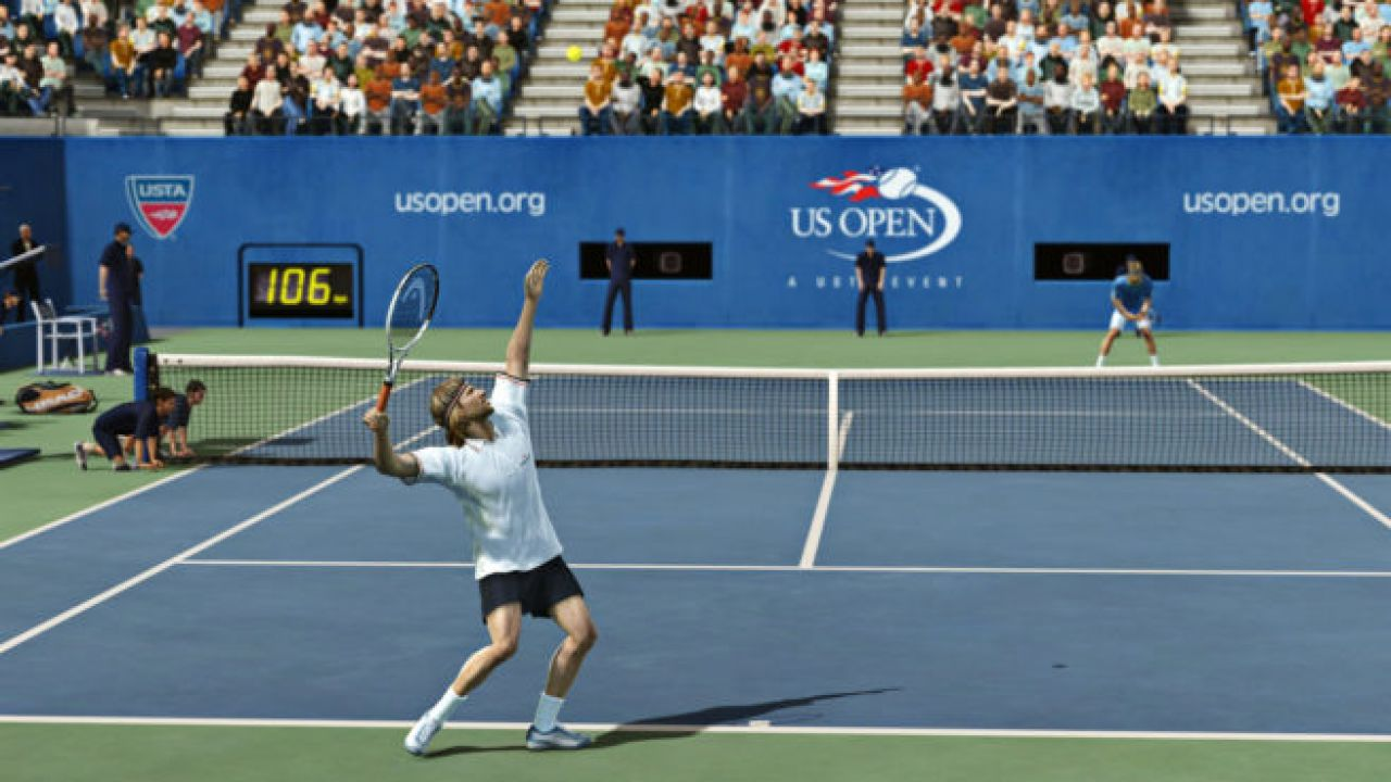 Ps Tennis World Tour
