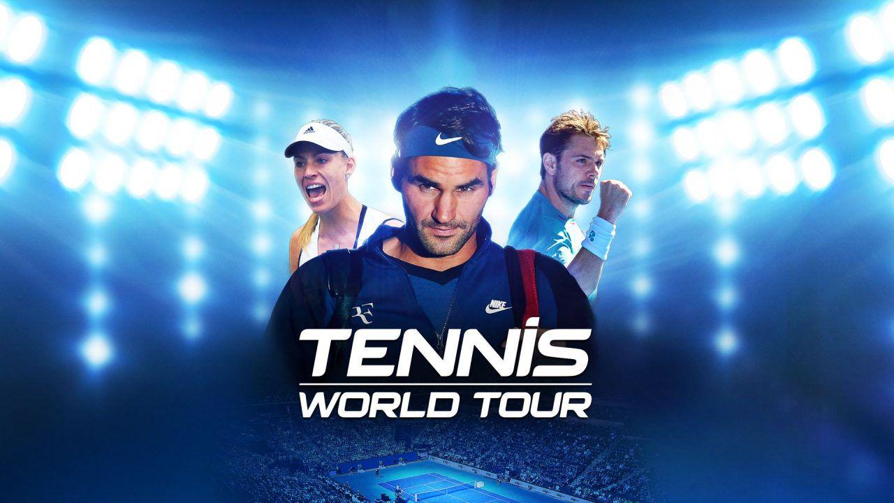 Tennis World Tour: le versioni Switch e PC slittano al 12 giugno