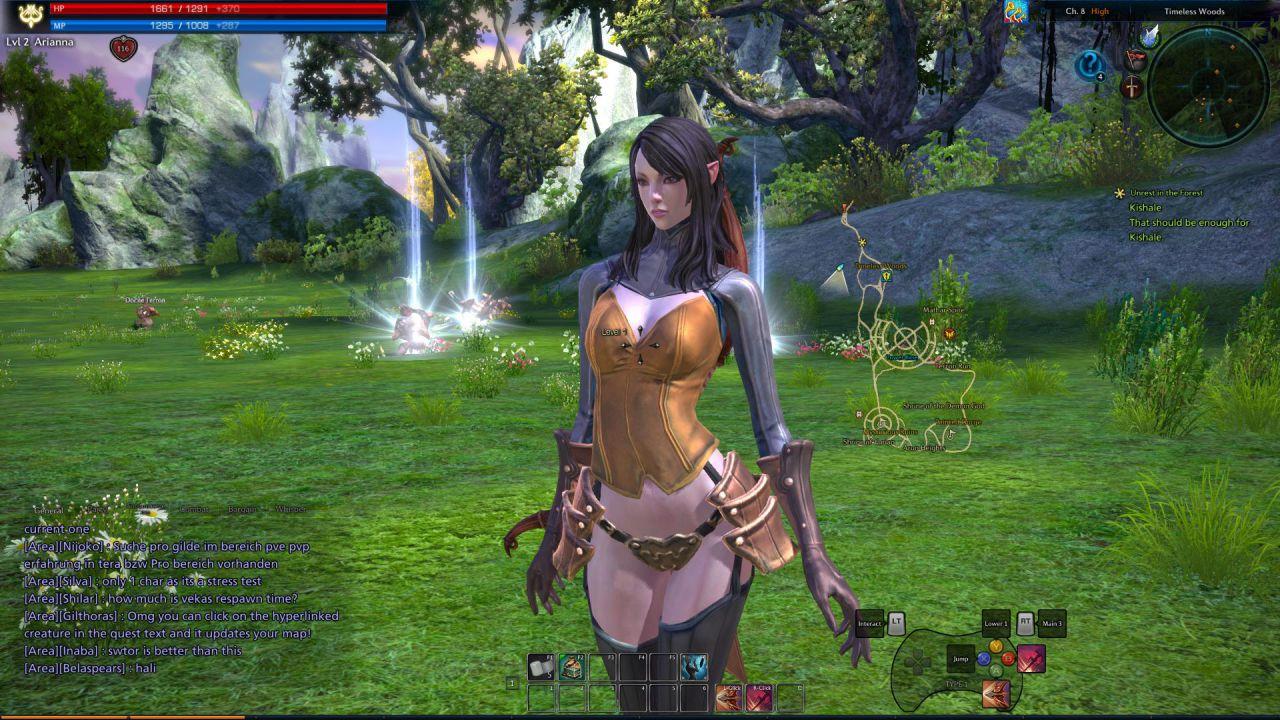 TERA è il MMORPG più giocato su Steam