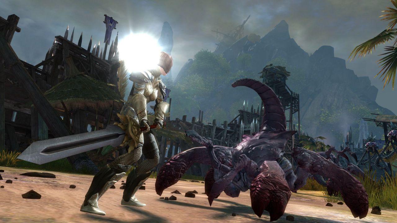 Termina oggi l'offerta di Guild Wars 2 su ArenaNet