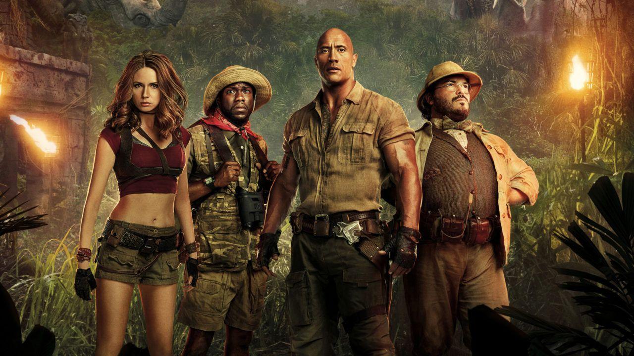 Terminate ufficialmente le riprese di Jumanji 3 con Dwayne 'The Rock' Johnson